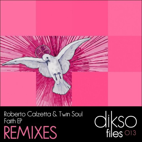 Out now: DIKSOF013 - Roberto Calzetta & Twin Soul - Walk On Us (Marc Poppcke Remix)