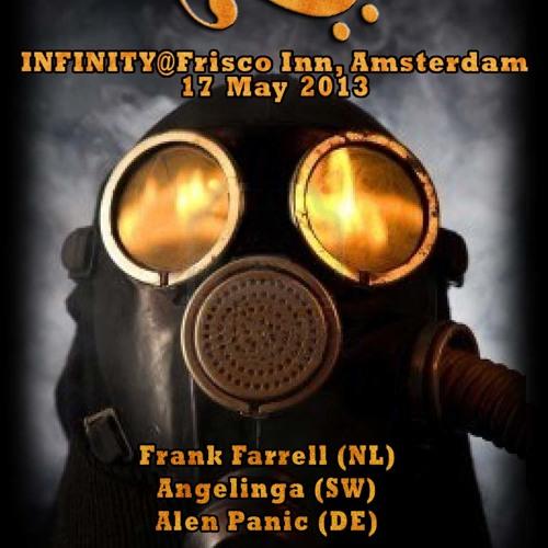 Angelinga- Dj-Set @ Infinity 17-05-2013, Frisco, Amsterdam