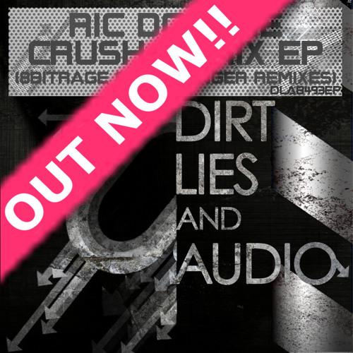 Ric Dolore - Crush Remix EP (8bitrage Remix) Out Now!