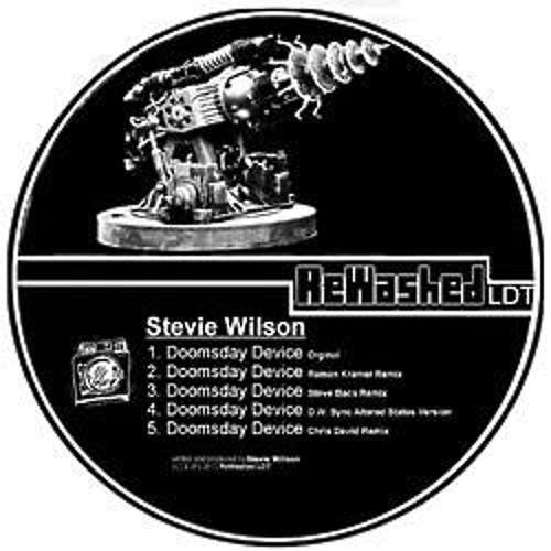 Stevie Wilson - Doomsday Device (Roman Kramer Remix) ReWashed LTD