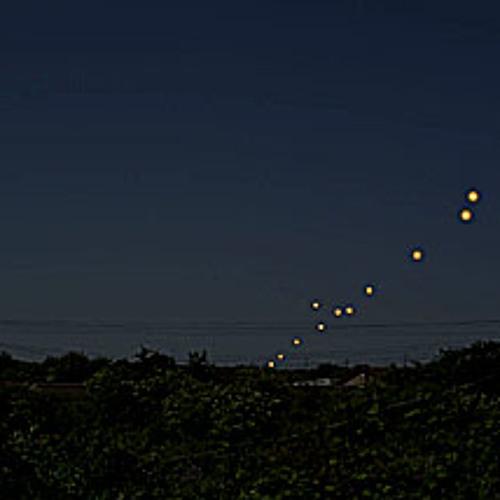 B-artiest - Mistery Lights