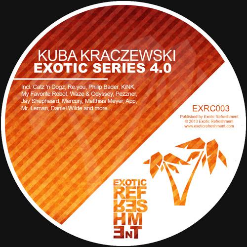 VA - Exotic Series 4.0 Mixed By Kuba Kraczewski