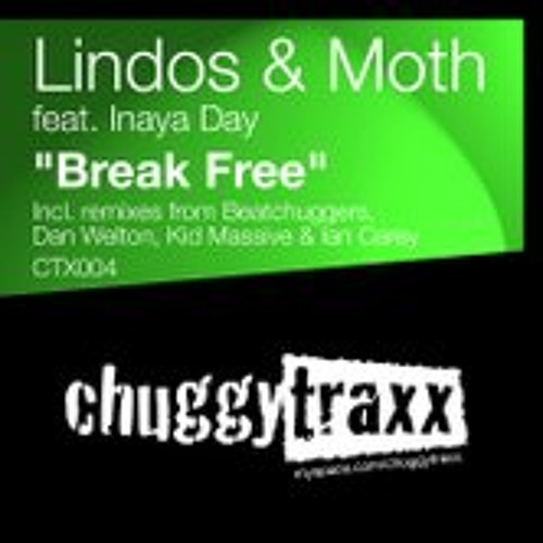 LINDOS & MOTH feat. INAYA DAY - Break free (Original edit) CTX004