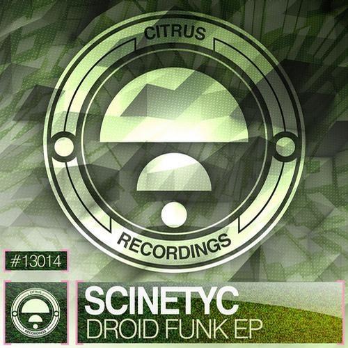 Scinetyc-droid funk clip (Citrus 13014)