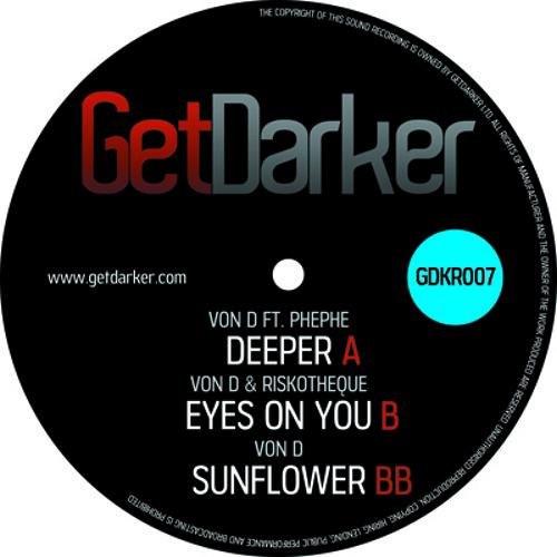 Von D - Sunflower - (GetDarker 007)