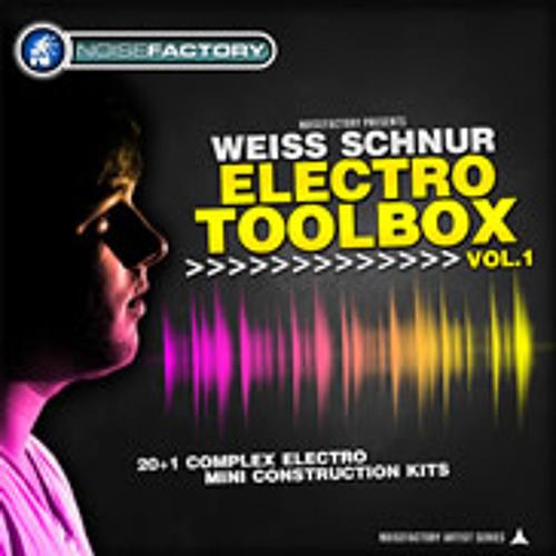 Weiss Schnur - Electro Toolbox Vol. 1