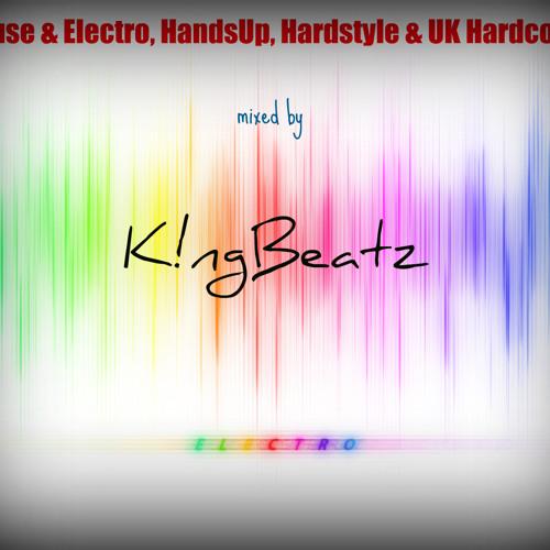 HandsUp Megamix ( Classic Edition)  mixed by KingBeatz