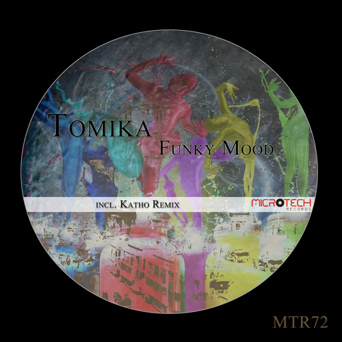 Tomika - Funky Mood (Original Mix) [Microtech Records]