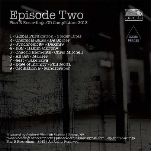 Dakini9 - Synchronicity (Plan B Recordings)