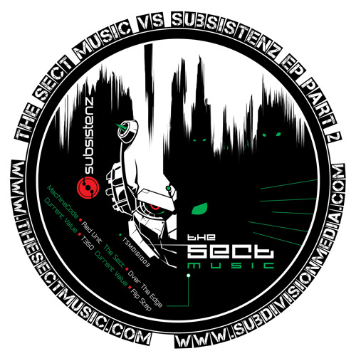 The Sect - Over The Edge [The Sect Music Vs Subsistenz EP Part 2 TSMDIGI003 - OUT NOW] clip