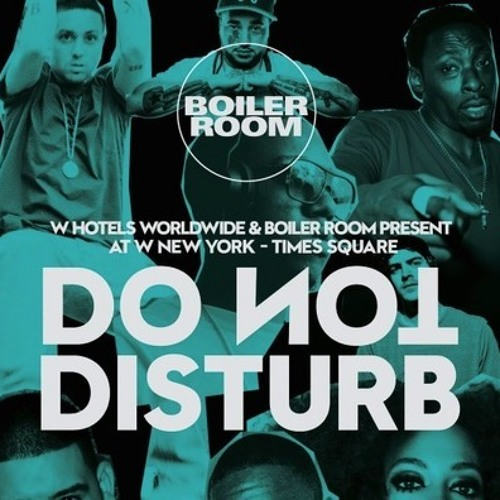 Brenmar b2b MikeQ 45 minute mix Boiler Room NYC / W Hotel #WDND