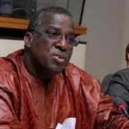 Listen to Professor Oumar Ndongo