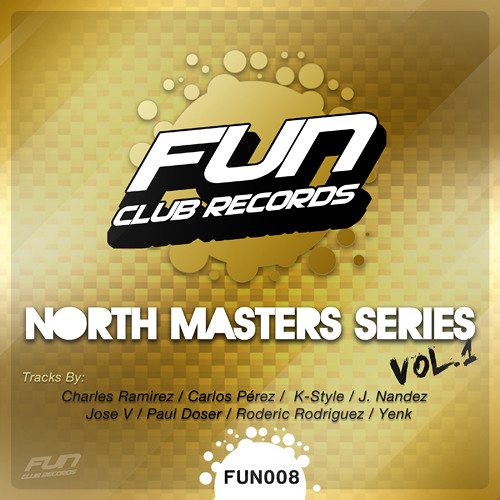 (FUN008) North Masters Series Vol.1 (OUT NOW)