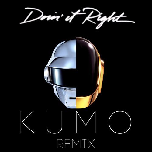 Doin' it right - Daft Punk (KUMO remix)