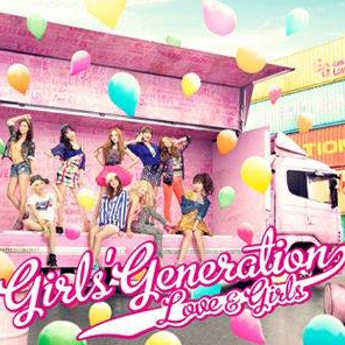 Girls' Generation (少女時代) - Love and Girls