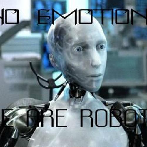 No Emotion We are Robots - Petrii Ferarii