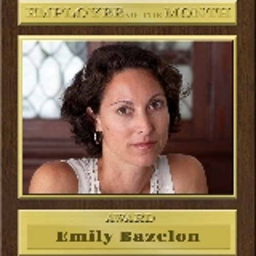 EMILY BAZELON on Employee of the Month