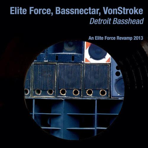 [RVMPD] Bassnectar, VonStroke, Elite Force - Detroit Basshead (TASTER)