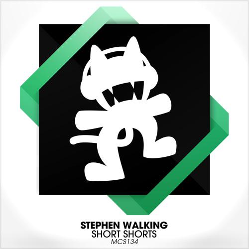 Stephen Walking - Short Shorts