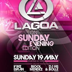 DJ BIOOL - LAGOA ON SUNDAYS (50% retro/50% new)