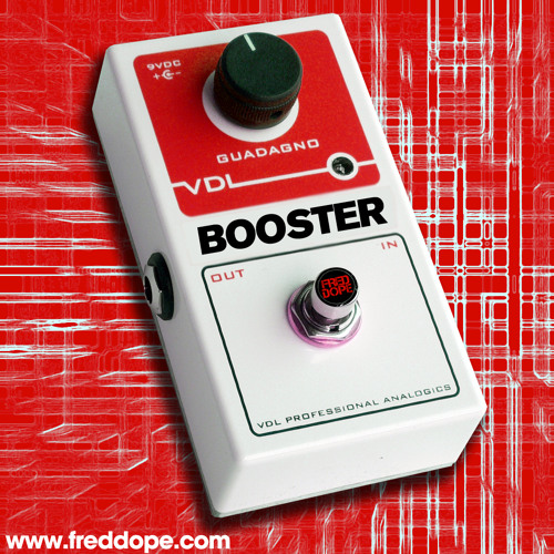 Fred Dope - Booster (Unreleased Original) [FREE DOWNLOAD!!!]