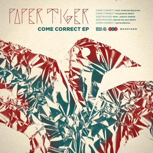 Come Correct (Instrumental)