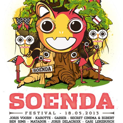 Le Fumeur - Live at Soenda Festival 2013 x Les Animaux