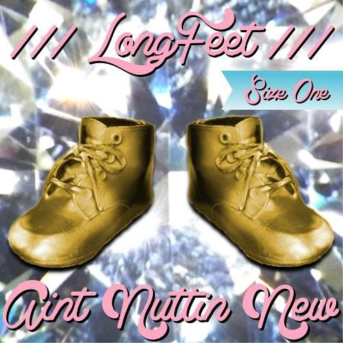 Longfeet -  Aint' Nuttin' New (Druthers and Drips Remix) FREE DL