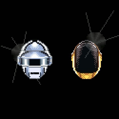 Daft Punk - Get Lucky (Dualtrax Chiptune Cover)