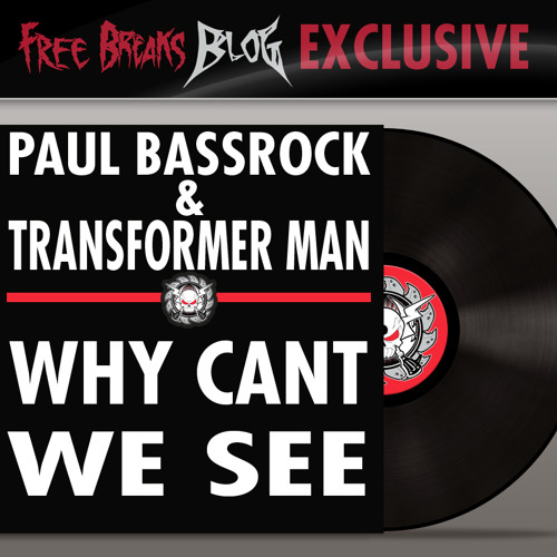 Paul Bassrock + Transformer Man - Why Cant We See