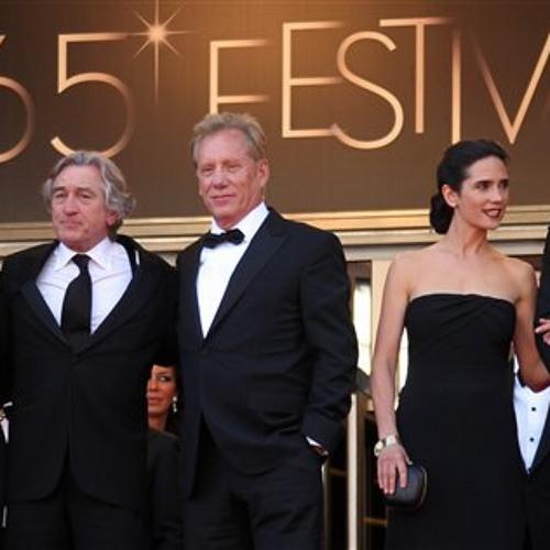 Milos Stehlik at the Cannes Film Festival