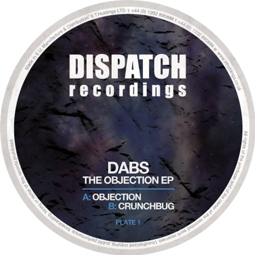Dabs - Crunchbug | Dispatch 066 B  (OUT NOW)