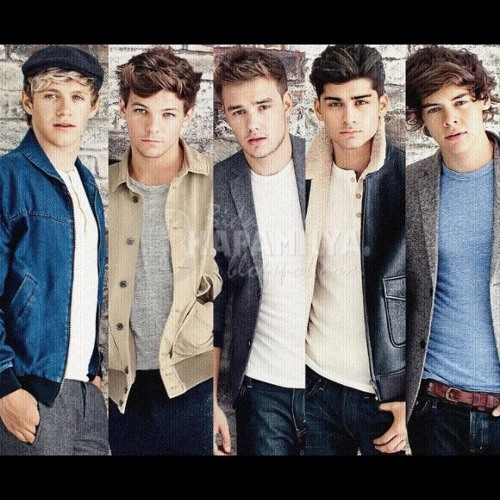 One Direction - My Heart Will Go On