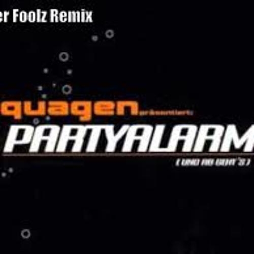 Aquagen - Party Alarm( Keevin Luna & Dj Panther Sabroson SD remix Pvt)