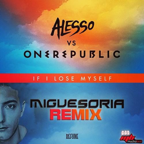 Alesso vs OneRepublic - If I Lose Myself (Migue Soria Remix) 128 Bpm