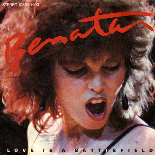 Love Is A Battlefield (Prod By. D.A.)
