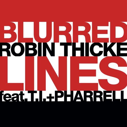 Robin Thicke - Blurred Lines (Justin Sane Bootleg)