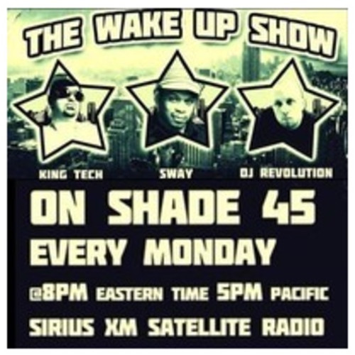 wake up show >>5/20/13 hour 2 - dj eddie f interview +The Outcome-Supastition+ Dee 1 + DjNelson