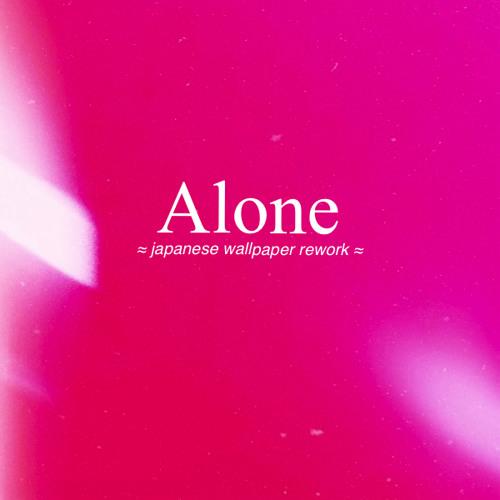 Alone - Godwolf (Japanese Wallpaper rework)