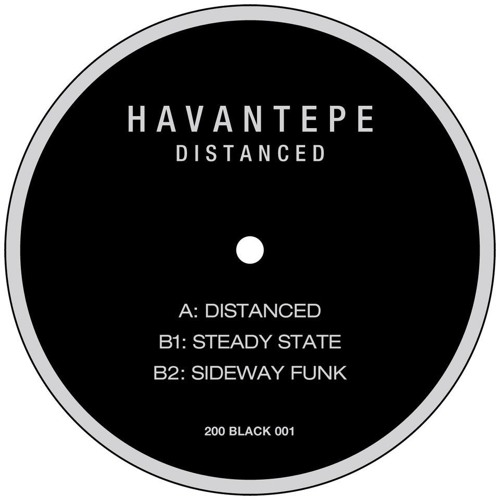 Havantepe - Distanced | 200 BLACK 001