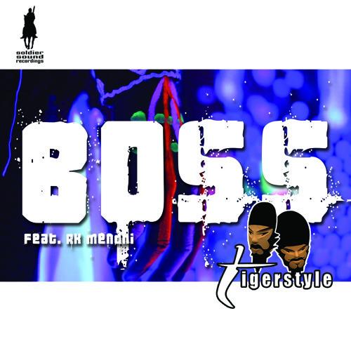 Tigerstyle - Boss (Mat The Alien Remix)_clip