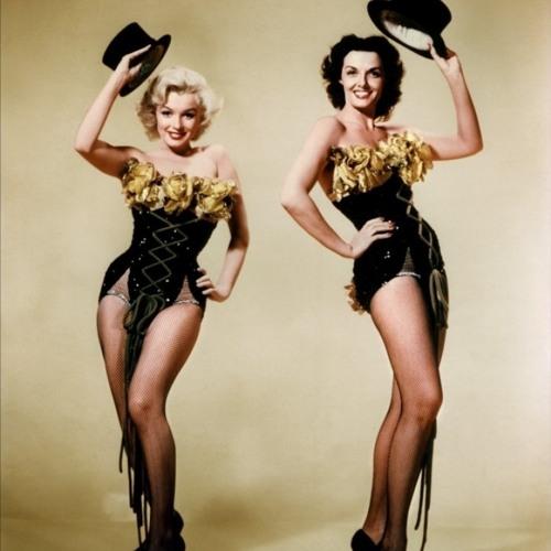 'Los caballeros las prefieren rubias': Marilyn en su esplendor