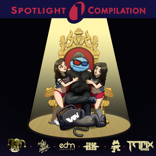 Spotlight Compilation Mixed By Tetrix Bass [Clown Dubstep Exclusive]