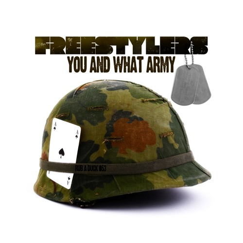 The Freestylers - You And What Army (Extended Dub Version)