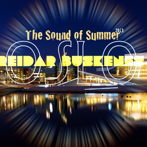 Reidar Buskenes - The Sound of Summer 2013 - Oslo