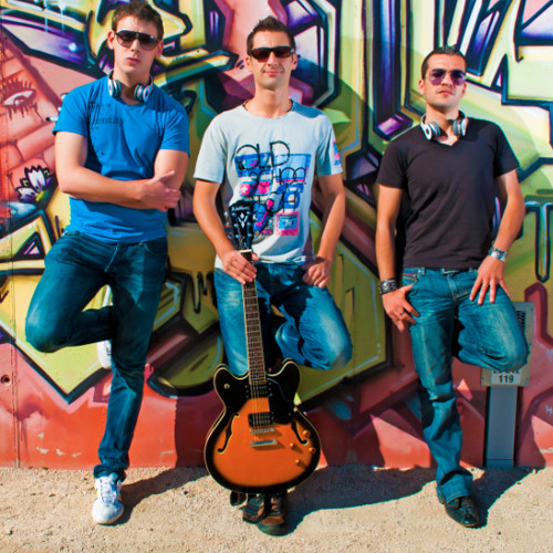 Born in Spain @ Session by Carlos Uri, David Myerz & Carlos Nasville Guitar Live