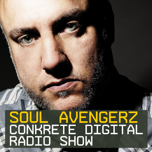 SOUL AVENGERZ CONKRETE RADIO SHOW MAY2013