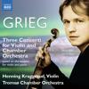 Violin Sonata No. 3 In C Minor, Op.45 | Henning Kraggerud [Naxos: 8.573137]