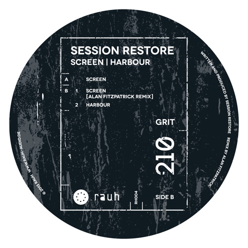 Session Restore - Harbour [RH004 - rauh]