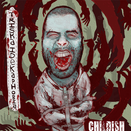 Childish - Here Cometh the King ft. Fubar & Alpha Sigma (Prod. by Phlegm)